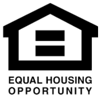 Fair Housing. Equal housing opportunity